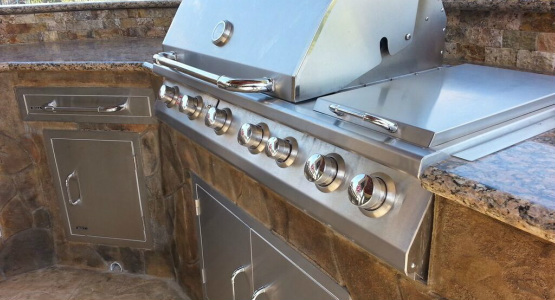 Outdoor Kitchens Specialized Pool Services